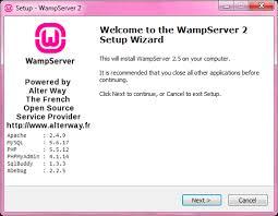 WampServer 2.5 x64